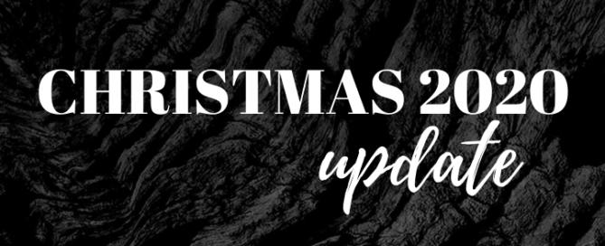 Christmas 2020 update