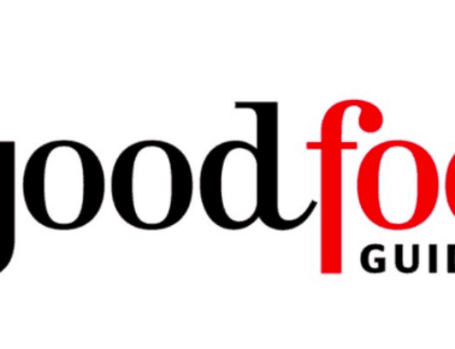National Acclaim – The Good Food Guide 2018